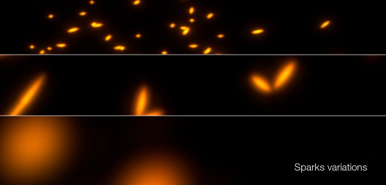 sparks_variation