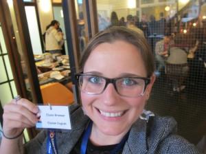 Elysia Brenner, Blender Conference