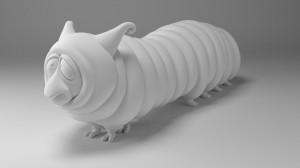 caterpillar_3dmodel_v02