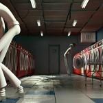 Manu laundromat model