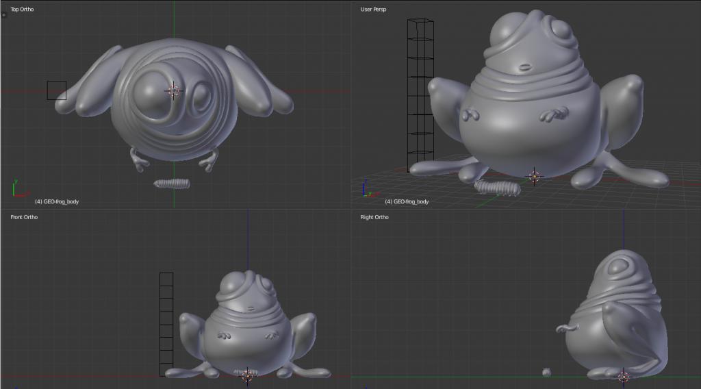 Frog model_31102014