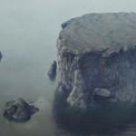 Gloomy island