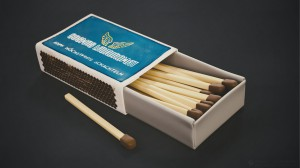 Victor's matchbox