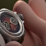 Victor's cosmic watch