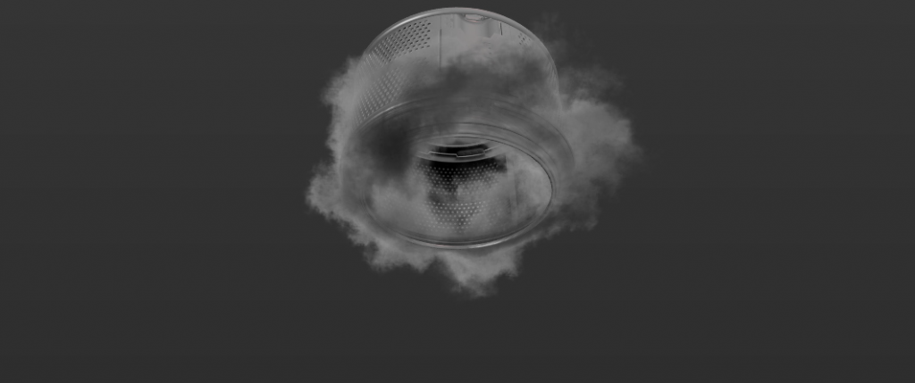 Cloudy swirl