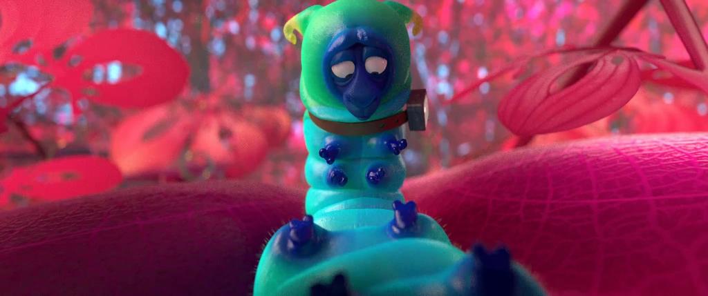 Caterpillar Franck